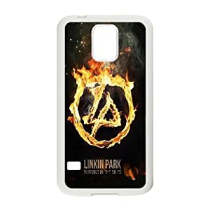 Custom High Quality WUCHAOGUI Phone case Linkin Park Music Band Protective Case For Samsung Galaxy S5 - Case-12