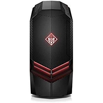Amazon Com Omen By Hp Gaming Desktop Computer Amd Ryzen 5 1400
