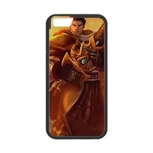 iPhone 6 Plus 5.5 Inch Cell Phone Case Black League of Legends Desert Trooper Garen KWI8908665KSL