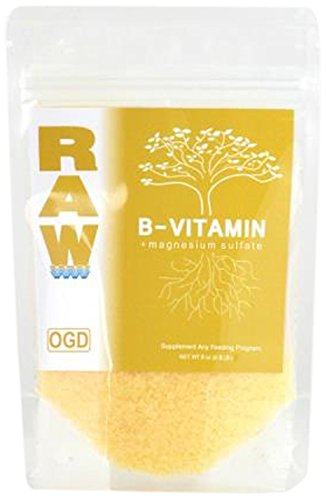 NPK Industries Raw B Vitamin Fertilizers, 8 oz. Fertilizer Npk
