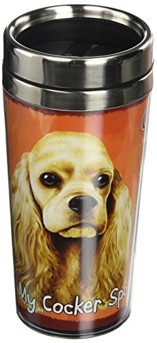 Cocker Spaniel Travel Mug16 oz