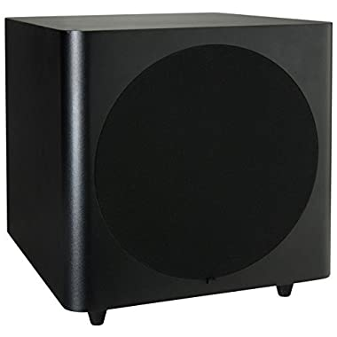 Dayton Audio SUB-1000 10-Inch 100 Watt Powered Subwoofer (Black)