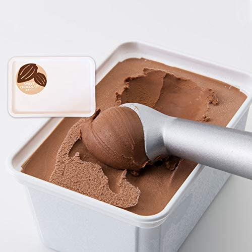 Soy GeLA! SWEET CHOCOLATE 1L 2個 業務用 オーガニック 低カロリー 豆乳ジェラート ビーガン チョコレート