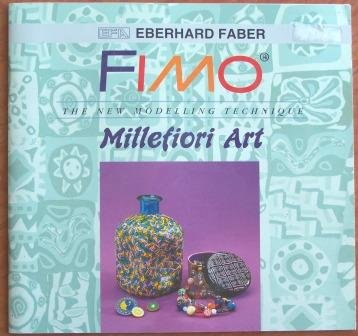 Fimo Millefiori Art the New Modeling Technique
