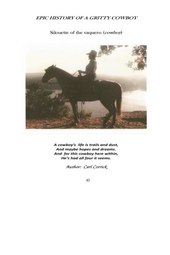 History Of A Gritty Cowboy: Old Boots pdf epub