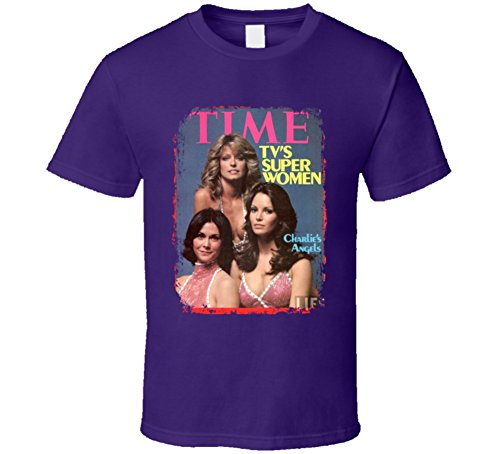 Charlie's Angels Best Tv Show Of The 70s T shirt M