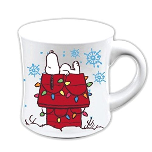 Snoopy Christmas Home Sweet Fluted product image