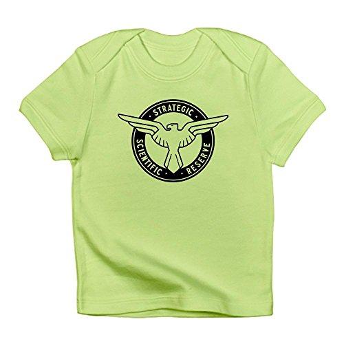CafePress - Agent Carter SSR Logo - Cute Infant T-Shirt, 100% Cotton Baby Shirt (Peggy Carter Captain America 2)
