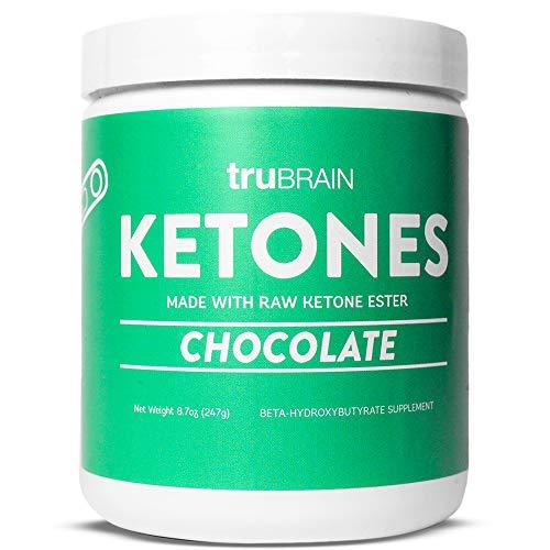 Trubrain Ketones, Chocolate, 8.7 Ounce
