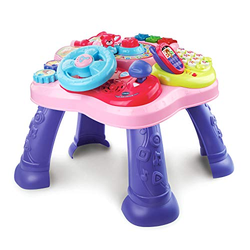 VTech Magic Star Learning Table, Pink]()