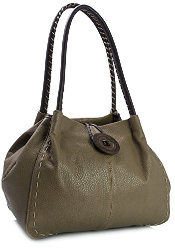 gros simili Trendy Shop bouton Big Handbag cuir Sac Sac RaTxYxw