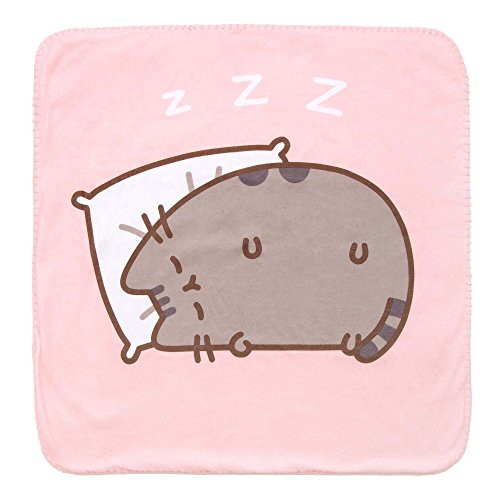 Pusheen Graphic Pet Blanket in Pink, 24 L x 24 W, One Size Fits All