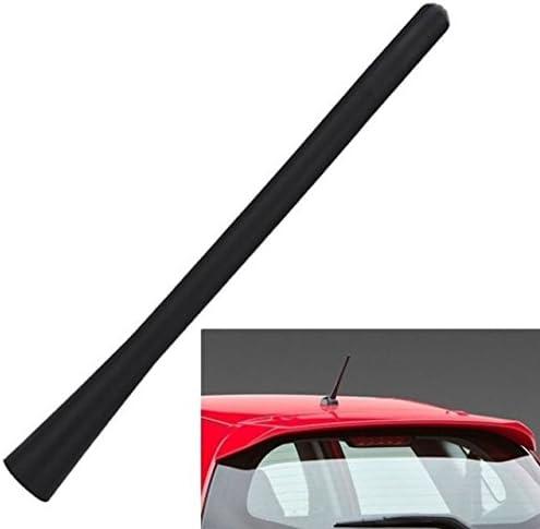 M5 und M6 somit passend f/ür fast alle Auto 3 universelle Gewinde Adapter M4 18cm Kurzstabantenne Radio Antenne Autoantenne Dachantenne Kurzantenne Fahrzeugantenne f/ür Radioempfang AM//FM Inkl