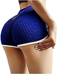 NEWIT Leggings Shorts Butt Lift Scrunch Butt Lifting Leggings Workout Yoga Pants