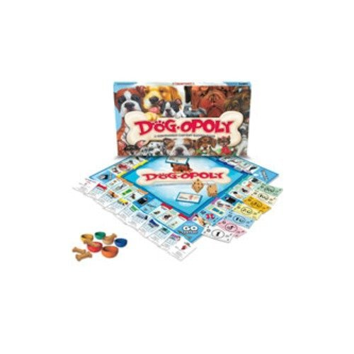 (DOGOPOLY Board Game)