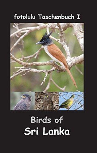 Birds of Sri Lanka (fotolulu Taschenbuch)