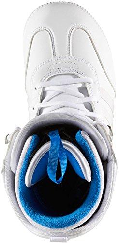 Adidas Skateboarding Mens Samba Calzature Adv Bianco / Calzature Bianco / Gum