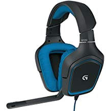 Logitech G430 Surround Sound Gaming Headset with Dolby 7.1 Technology (Renewed)