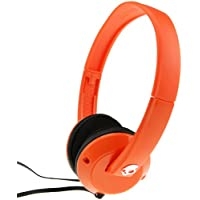 Skullcandy Uprock Headphones with Mic Orange/White, One Size