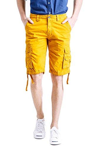 Classic Slant Pockets Shorts - 7