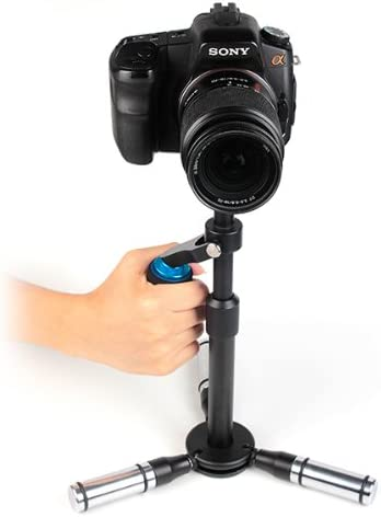 M806-B Handheld Stabilizer Support for DSLR Camera and Camcorder