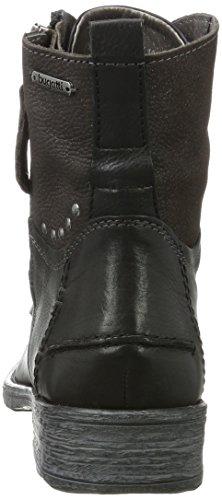 Bugatti Dames 421330311015 Laarzen Zwart (zwart / Donker Grijs)