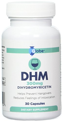 Dihydromyricetin DHM Scientifically Hangovers Naturally product image