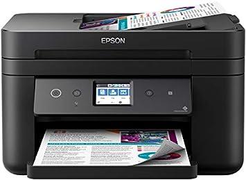Epson Workforce WF-2860DWF Inyección de Tinta 33 ppm 4800 x ...