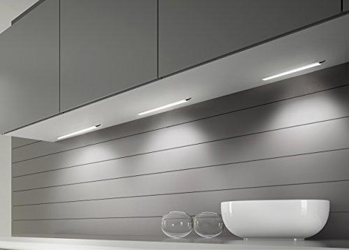 Lux Light Under Cabinet Lighting Sensor LED Touch Under Cabinet ...