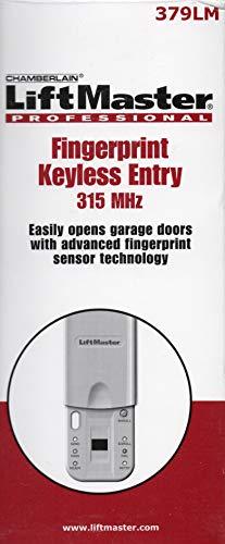 - Liftmaster Chamberlain Sears Garage door opener 379LM