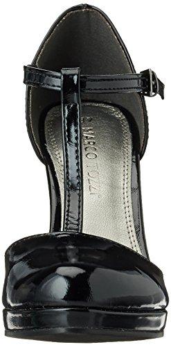 Marco Tozzi 2-2-24416-28 535, Zapatos De Tacón Mujer Negro (Black 001)