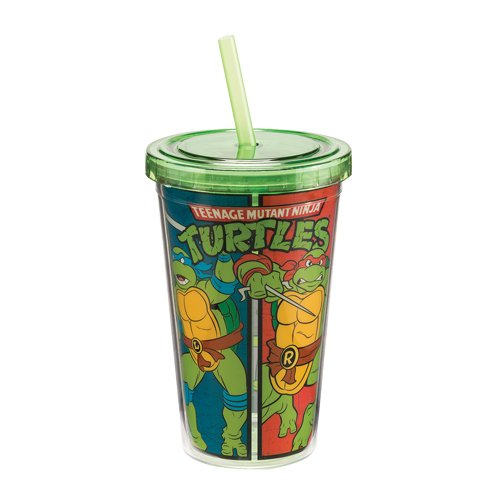 12 Ounce Straw Cups - 3