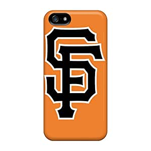 Iphone 5/5s NvY16615dSiY Custom Trendy San Francisco Giants Skin Protective Cell-phone Hard Cover -JonathanMaedel