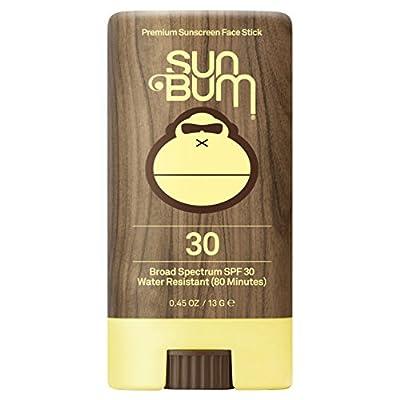 Sun Bum SPF 30 Sunscreen Face Stick (0.45 oz)