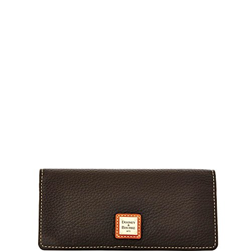 Dooney & Bourke Slim Wallet - Dooney & Bourke Pebble Grain Slim Wallet
