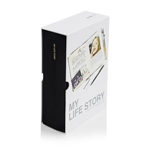SUCK UK My Life Story Diary - Black by Suck UK