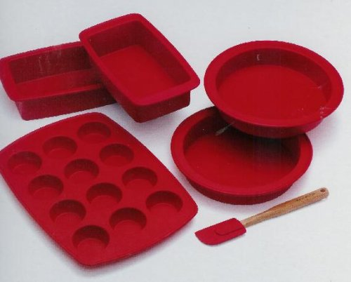 Hoffritz silicone bakeware impudence! How