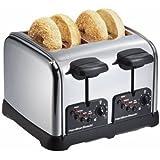 Hamilton Beach Classic Chrome 4 Slice Toaster (24790)