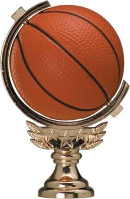Trophy Crunch - Trofeo de Baloncesto, Basketball 360 Spinner ...