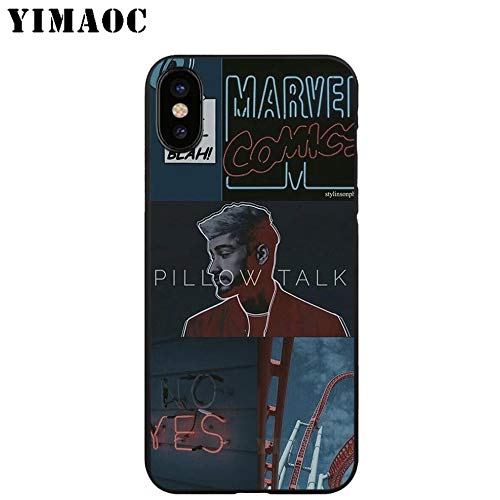 Inspired by Zayn Malik Phone Case Compatible With Iphone 7 XR 6s Plus 6 X 8 9 Cases XS Max Clear Iphones Cases TPU Record Not Alliance Record Mp3 32877395920