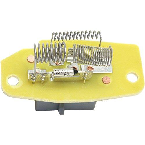 - Evan-Fischer EVA1095211646 New Direct Fit Blower Motor Resistor for Ford Ranger 83-94 E-150 E-250 03-14 4 Blade Terminals