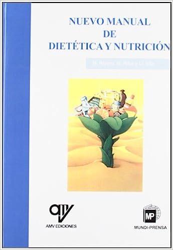 Nuevo manual de dietética y nutrición: Amazon.es: M. RIBA ...