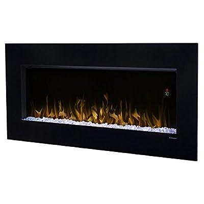 DIMPLEX NORTH AMERICA, DWF3651B Nicole Electric Fireplace