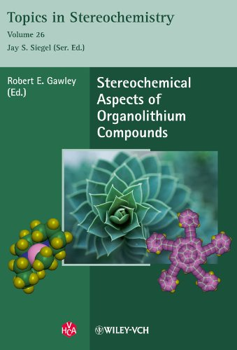 Organolithium Compounds - Stereochemical Aspects of Organolithium Compounds (Topics in Stereochemistry)