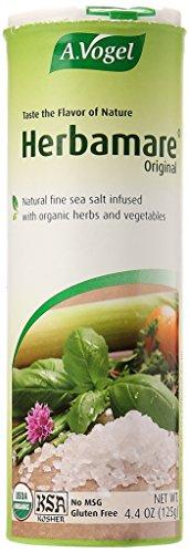 Herb Sea Salt - A Vogel Organic Herbamare, 4.4 oz