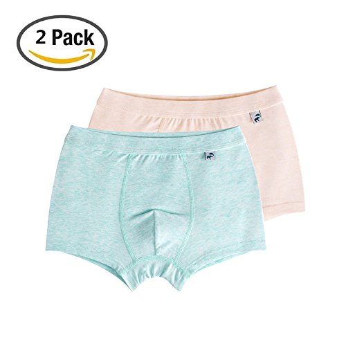Boy Cotton Kids Pure Color Shorts Panties - Tall Guy Short Girl Costumes