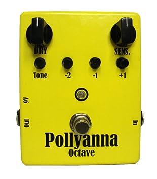 MI Audio Pollyanna Octave · Pedal guitarra eléctrica: Amazon.es: Instrumentos musicales