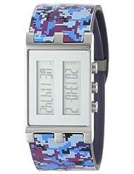 EOS New York Unisex 120SPUR Binary Digital Watch