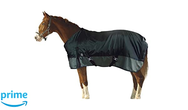 Gallop Trojan EU 160cm Manta de caballo con cuello 200g