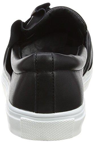 Spot On F80216, Zapatillas Mujer Negro